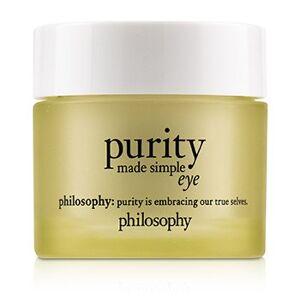 PhilosophyPurity Made Simple Eye Gel 15ml/0.5oz