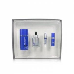 NeostrataSkin Active Lift + Firm Kit: Neck Cream + Serum + Dermal Replenishment + Retinol Repair Complex 4pcs