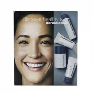 DermalogicaDiscover Healthy Skin Kit: Precleanse 30ml+ Special Cleansing Gel 15ml+ Daily Microfoliant 13g+ Skin Smoothing Cream 15ml 4pcs