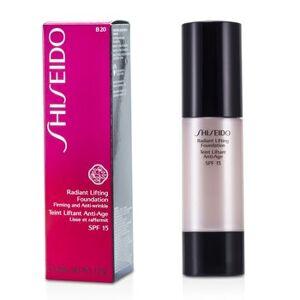 ShiseidoRadiant Lifting Foundation SPF 15 - # B20 Natural Light Beige 30ml/1.2oz