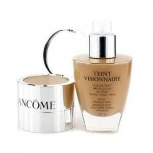 LancomeTeint Visionnaire Skin Perfecting Make Up Duo SPF 20 - # 045 Sable Beige 30ml+2.8g