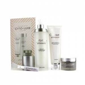 GlotherapeuticsCyto-Luxe Collection (Limited Edition): Body Lotion + Cleanser + Mask + Mask Applicator 4pcs