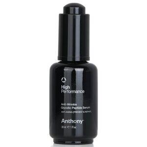 AnthonyLogistics For Men Anti-Wrinkle Glycolic Peptide Serum 30ml/1oz