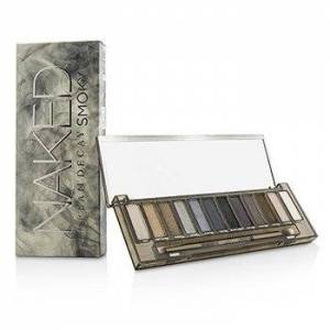 Urban DecayNaked Smoky Eyeshadow Palette (12x Eyeshadow, 1x Doubled Ended Smoky Smudger/Tapered Crease Brush) -