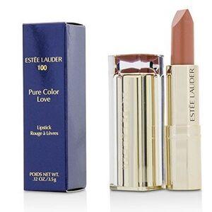 Estee LauderPure Color Love Lipstick - #100 Blasé Buff 3.5g/0.12oz