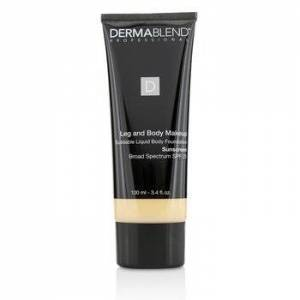 DermablendLeg and Body Make Up Buildable Liquid Body Foundation Sunscreen Broad Spectrum SPF 25 - #Fair Nude 0N 100ml/3.4oz