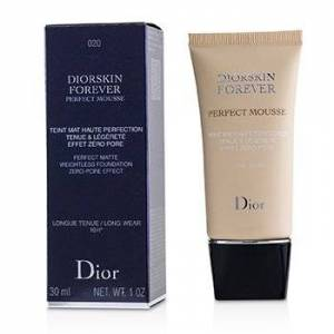 Christian DiorDiorskin Forever Perfect Mousse Foundation - # 020 Light Beige 30ml/1oz