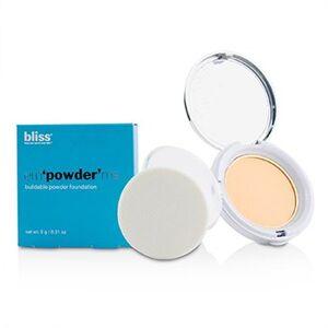 BlissEm'powder' Me Buildable Powder Foundation - # Ivory 9g/0.31oz