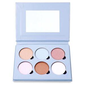 Bellapierre CosmeticsGlowing Palette 2 (6x Illuminator) 17.28g/0.6oz