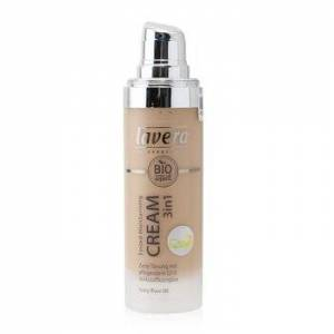 LaveraTinted Moisturising Cream 3 In 1 With Q10 - # 00 Ivory Rose (Without Cap) 30ml/1oz