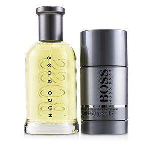 Hugo Boss BossBoss Bottled Coffret: Eau De Toilette Spray 100ml/3.3oz + Deodorant Stick 70g/2.4oz 2pcs