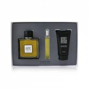 GuerlainL'Homme Ideal Coffret: Eau De Toilette Spray 100ml/3.3oz + Eau De Toilette Spray 10ml/0.3oz + Shower Gel 75ml/2.5oz 3pcs