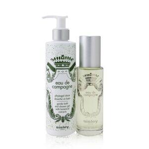 SisleyEau De Campagne Coffret: Eau De Toilette Spray 100ml/3.3oz + Gentle Bath And Shower Gel 250ml/8.4oz 2pcs