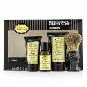 The Art Of ShavingThe 4 Elements of the Perfect Shave Mid-Size Kit - Unscented 4pcs