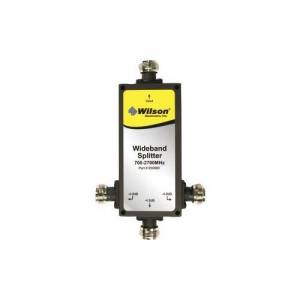 WILSON ELECTRONICS 859980 3-Way Dual-Band Splitter with N-Female Connectors