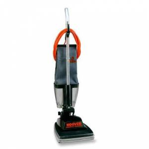 "Hoover Vacuum Company Hoover Guardsman 12"" Bagless Upright Vacuum"