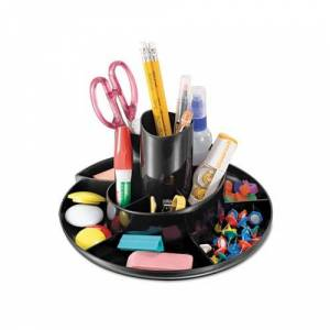 Officemate Recycled Rotary Organizer