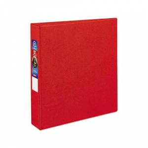 Avery Heavy-Duty Non-View Binder with DuraHinge and Locking One Touch EZD Rings