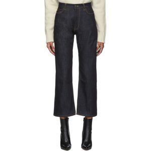 Studio Nicholson Indigo Ruthe Jeans