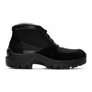 Our Legacy Black Nebula Boots