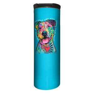 The Mountain Dean Russo Steal Your Heart Stainless Steel Travel Tumbler   The Mountain