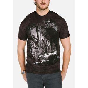 The Mountain Dire Winter Unisex T-Shirt   The Mountain  - Size: 2XL