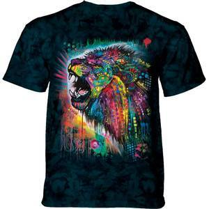The Mountain South African Lion Classic Triblend T-Shirt