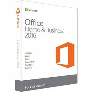 Microsoft Office Home and Business 2016 PC Instant License