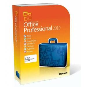 Microsoft Office Professional 2010 - License - Download