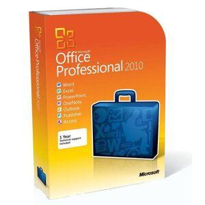 Microsoft Office Professional 2010 32/64 Bit License Key