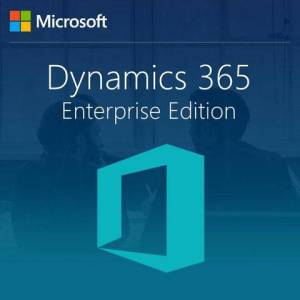 Microsoft Dynamics 365 Enterprise Edition Plan 1 - From SA for CRM Basic