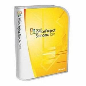 Microsoft Project 2007 Standard Retail License