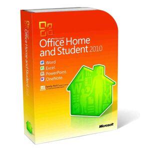 Microsoft Office Home & Student 2010 1 PC International License