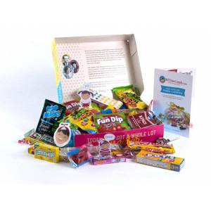 Candy Mother's Day Decade Gift Box - Mother's Day Tulips