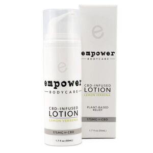 Empower® Topical Relief Lotion - Lemon Verbena 175mg 50ml