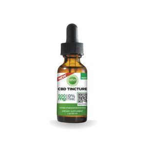 Reliva CBD Wellness Tincture 500mg (30ml bottle)