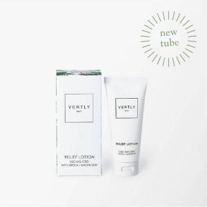 Vertly CBD Infused Relief Lotion with Arnica 500mg