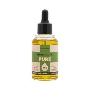 Pure HempCeutix Pure CBD Tincture Oil 50ml