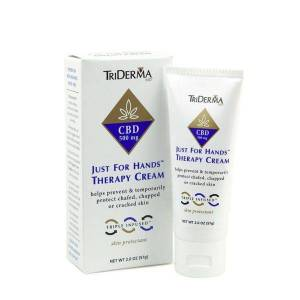 TriDerma MD® CBD Just For Hands™ Therapy Cream 500mg