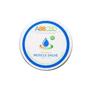 A88CBD CBD Muscle Salve 500mg