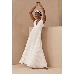 Badgley Mischka Sloane Dress  Ivory -female size:16