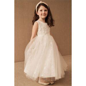Princess Jessie Dress  Ivory -female size:4