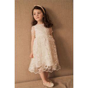 Princess Lindi Dress  Ivory -female size:4