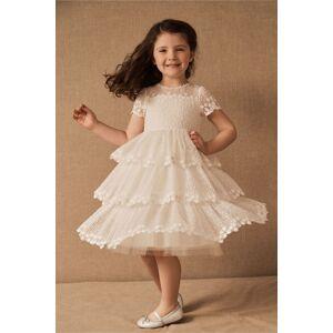 Princess Halli Dress  White -female size:10