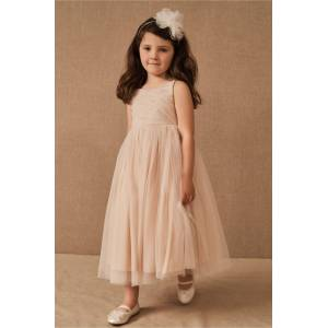 Princess Corynna Dress  Blush -female size:8