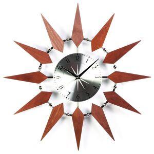 Stilnovo Hans Andersen Home Starbust Clock (Telechron Starbust Clock)