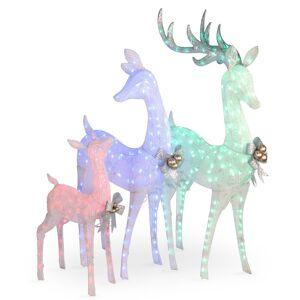 National Tree Company Deer Family Assortment - 60