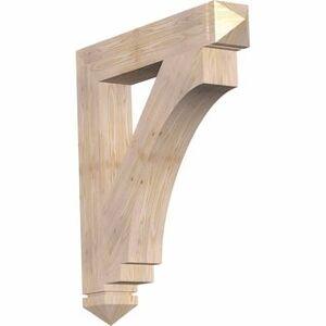 "Overstock Imperial Arts & Crafts Smooth Bracket, Douglas Fir (5 1/2""W x 36""D x 40""H)"
