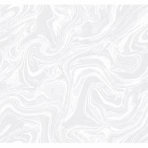 Overstock Seabrook Designs Oil and Water Unpasted Wallpaper (27 in. W x 27 ft. L - Metallic Pearl)