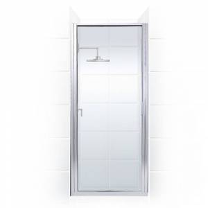 "Coastal Shower Doors P32.70-C Paragon Series 32"" x 69"" Framed (Chrome)"